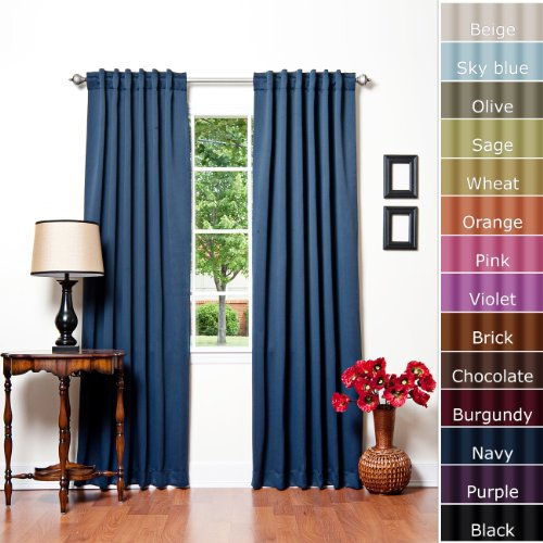 Amazon.com: Discount Insulated Curtains