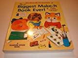 Richard Scarry's Biggest Make- (0679847677) by Scarry, Richard