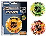 NHL Extreme Color Street Hockey Puck