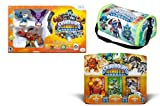 Skylanders Case, Giants Starter Pack Wii, Giants Triple Pack #6 Bundle