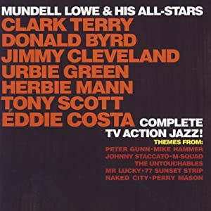 Complete TV Action Jazz