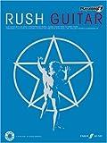 echange, troc Rush - Rush: Authentic Playalong Guitar + CD