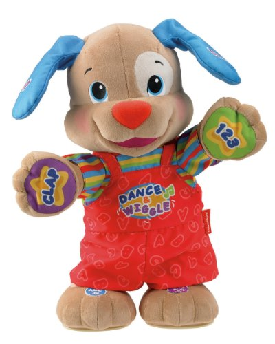 Fisher-Price Laugh & Learn Dance And Play Puppy (Fisher Price Motion compare prices)