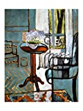 Forget-Me-Nots in the Window Giclee Poster Print by Henri Matisse, 18x24