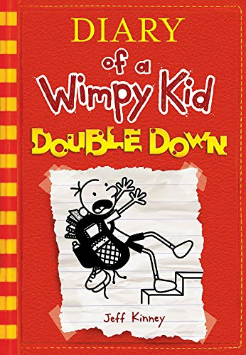 Diary of a Wimpy Kid # 11: Double Down cover