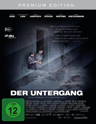 Der Untergang (Premium Edition, 2 DVDs)