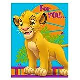 Hallmark - Disney The Lion King Thank-You Notes