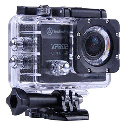 [Nouveau] TecTecTec XPRO2 Caméra Sport 4K Ultra HD Wifi