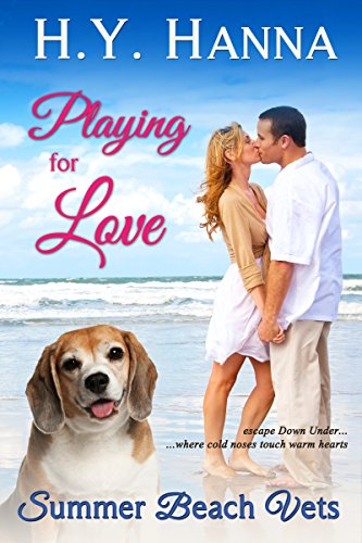H.Y. Hanna - Playing for Love (Summer Beach Vets 1) - sweet vacation romance