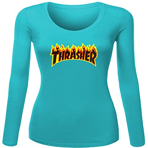 Dickies x Thrasher For Ladies Womens Long Sleeves Outlet
