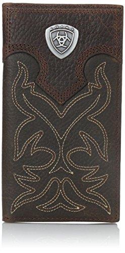 ariat-ariat-shield-boot-stitch-rodeo-wallet-wallet-brown-one-size