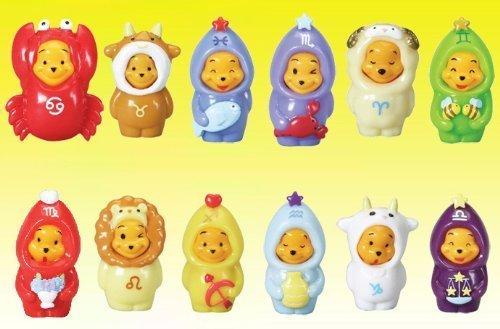 Buy Low Price Tommy Disney Winnie The Pooh – Peek-a-Pooh Zodiac Figures (B001ISE842)