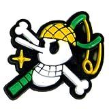 シューズチャーム海賊旗(パチンコ)【K73367】