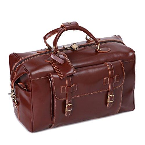 leathario-bolsa-de-viaje-de-los-hombres-clasicos-retro-cuadrados-de-cuero