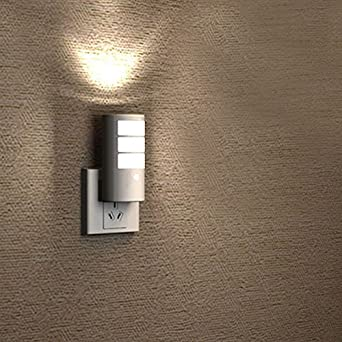 Wall Lights With Emergency : KEDSUM 2-in-1 Emergency Motion-sensing Night light and Wall Light - Multipurpose: Power failure ...