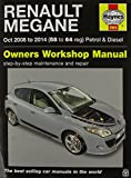 Renault Megane Petrol and Diesel Owner's Workshop Manual (Haynes Service and Repair Manuals)