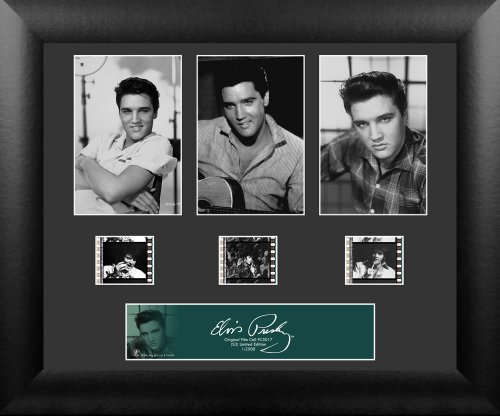 Buy Low Price Film Cells Elvis Presley Series 3 Standard Triple Film Cell Figure (B002EX4NJU)