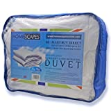 Luxury Hotel Quality Super Microfibre All Seasons Duvet