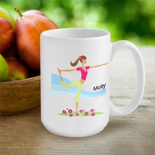 Go-Girl Coffee Mug - Available In 10 Designs