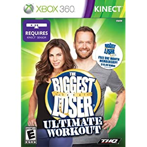 biggest loser xbox 360
