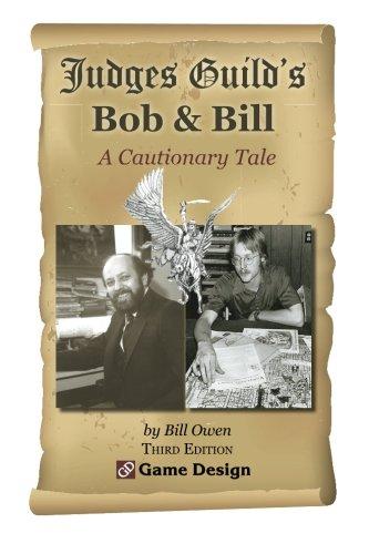 Judges Guild's Bob & Bill: A Cautionary Tale