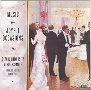 Music for Joyful Occasions from Albany Records