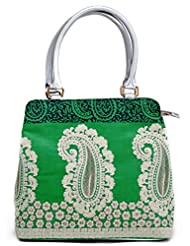 Stylocus Handbag (Gold) (st_i_1366a)