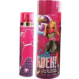 Disney Hannah Montana By Hannah Montana Eau-de-Toilette Spray, 3.4-Ounce