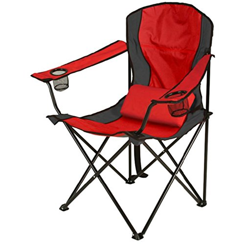 New Coleman Camping Outdoor Oversized Jumbo Quad Chair W