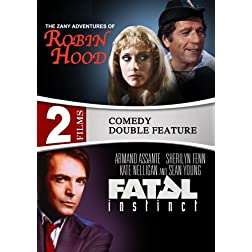 The Zany Adventures of Robin Hood / Fatal Instinct - 2 DVD Set (Amazon.com Exclusive)