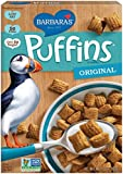 Barbara's Puffins Cereal, Original, 10 Ounce (Pack of 6)