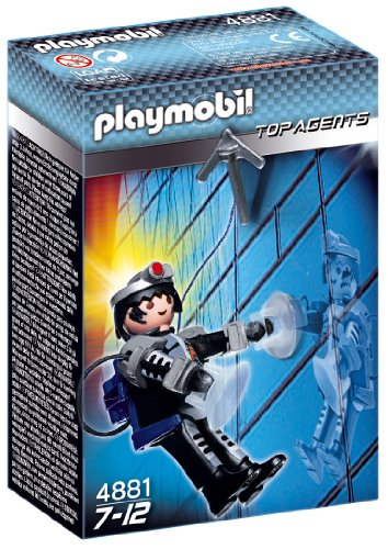 PLAYMOBIL Top Agents Figure