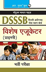 DSSSB- Special Education Teacher Exam Guide (Popular Master Guide)