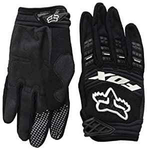 Fox Head Men's Dirtpaw Race Glove, Black, X-Large