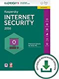 Kaspersky Internet Security 2016 3 Lizenzen Upgrade [PC Download]