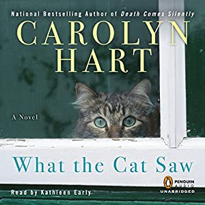 What the Cat Saw | [Carolyn G. Hart]