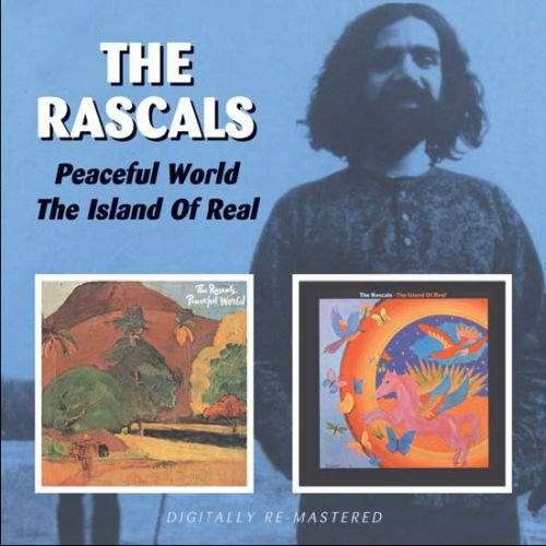 The Rascals -  Peaceful World/Island Of Real (The Rascals Peaceful World compare prices)