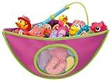 Munchkin Corner Bath Organiser (Pink)
