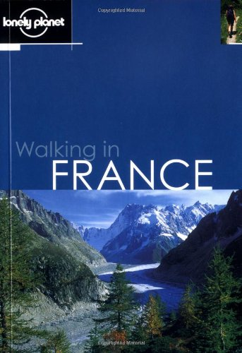 Walking In France (Lonely Planet Walking In France) back-13865