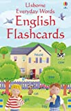 Everyday Words in English (Everyday Words Flashcards) (Usborne Everyday Words) Felicity Brooks