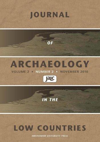 Journal of Archaeology in the Low Countries 2010 - 2