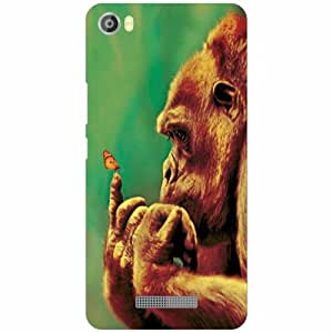 Lava Iris X8 Printed Mobile Back Cover