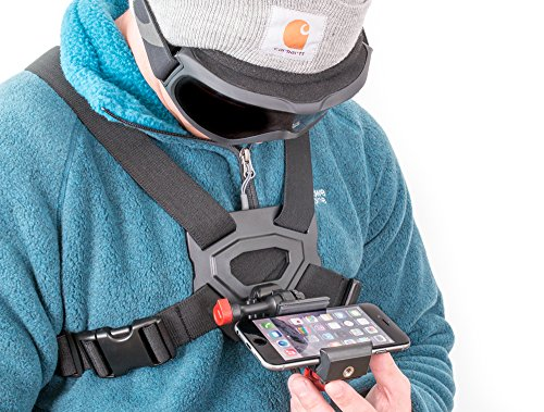 Action-Camera-For-Skiing-and-Snowboarding-Fits-on-Your-Chest-100-Compatible-With-Your-Smartphone