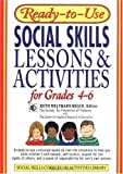 Ready-to-Use Social Skills Lessons & Activities for Grades 4 – 6 (J-B Ed: Ready-to-Use Activities) Reviews