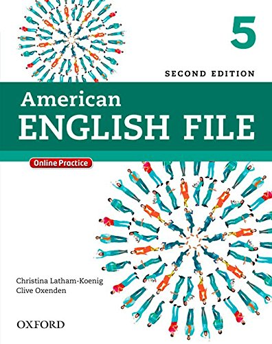American English File Second Edition 5 Student Book Pack: With Online Practice