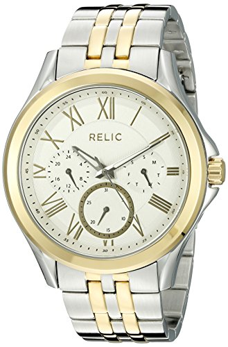 Relic Men's Corbin Display Analog Quartz