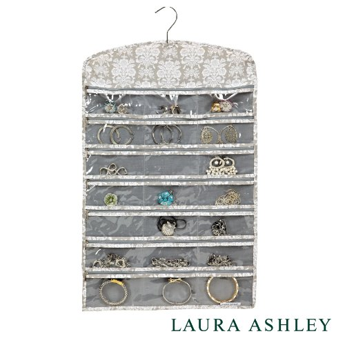 Amazon.com - Laura Ashley hanging jewelry organizer 42