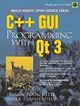 C++ GUI Programming with Qt 3 1st edi...