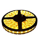 Iplay Self Adhesive SMD Strip LED Light in Yellow Colour