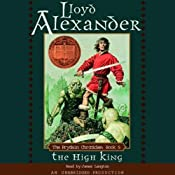 The High King: The Prydain Chronicles, Book 5 | Lloyd Alexander